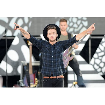 Liam Payne One Direction On Stage For AbcS Good Morning America Fun In The Sun Summer Concert Series With One Direction Rumsey Playfield In Central Park New York Ny August - 2017 Good Morning America Halloween