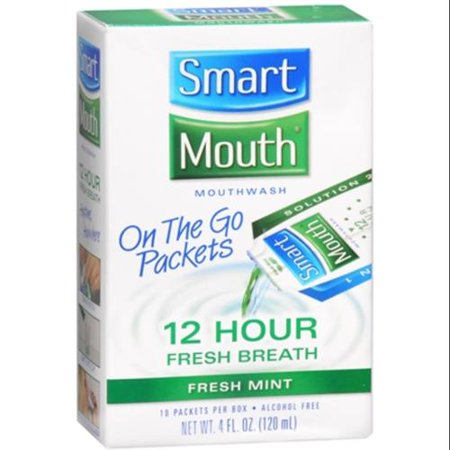 SmartMouth Oral Rinse & Mouthwash - Walmart.com