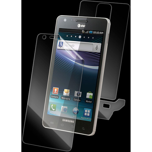 Zagg invisibleSHIELD Screen Protector for Samsung Infuse 4G