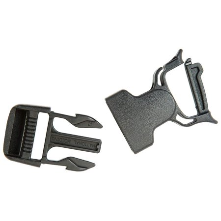 Gear Aid Snap Bar Repair Buckle Side Release for Outdoor Rec Replacement Parts - image 2 of 2