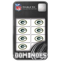 NFL Green Bay Packers Dominoes by MasterPieces