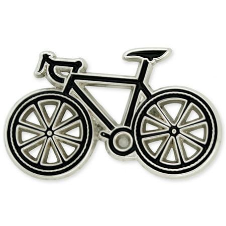 PinMart's Bicycle Biking Cycling Trendy Enamel Lapel Pin