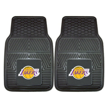 - Los Angeles Lakers 2-pc Vinyl Car Mats 17