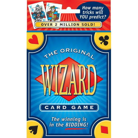 Wizard Card Game: The Ultimate Game of Trump! (Deer In The Headlights Card Game Rules)