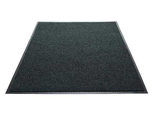 Blue Guardian Golden Series Chevron Indoor Wiper Floor Mat Vinyl//Polypropylene 3x5