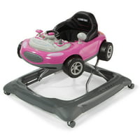 Storkcraft Mini-Speedster Activity Walker Red