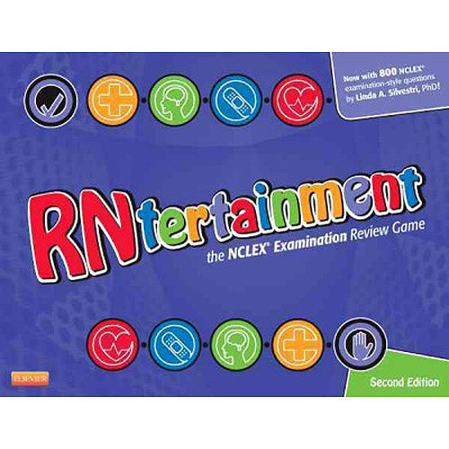 Rntertainment: The NCLEX? Examination Review Game