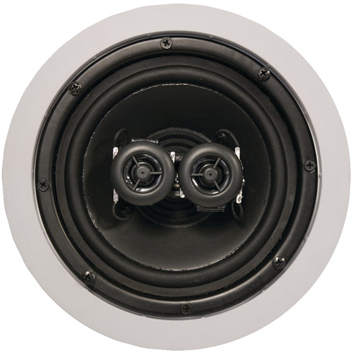 "Architech Pro Series AP-611 6.5"" 2-Way Single-Point Stereo In-Ceiling Loudspeaker"
