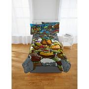 """Nickelodeon Teenage Mutant Ninja Turtles 62"""" x 90"""" Plush Blanket, 1 Each"""