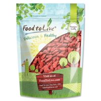 Goji Berries, 1.5 Pounds - Sun Dried, Large and Juicy - by Food To Live
