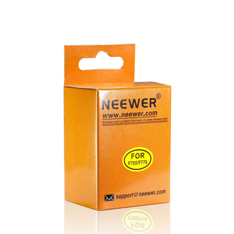 Neewer bater/ía para videoc/ámara Sony NP-730 NP-F750 NP-F730H TR7000