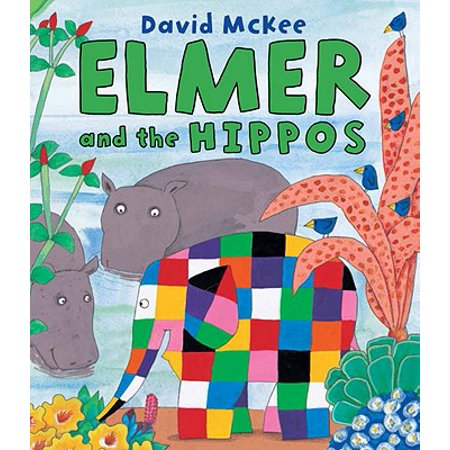 Elmer and the Hippos - Hippie From The 60s