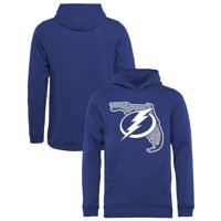 Tampa Bay Lightning Fanatics Branded Youth State Hometown Collection Pullover Hoodie - Blue