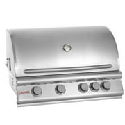 Blaze Grills 32'' 4-Burner Built-In Gas Grill with Rear Infrared Burner