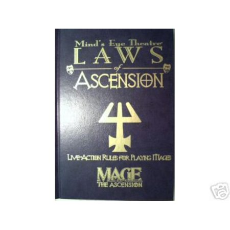Laws Of Ascension  Special Edition  Lightly Used