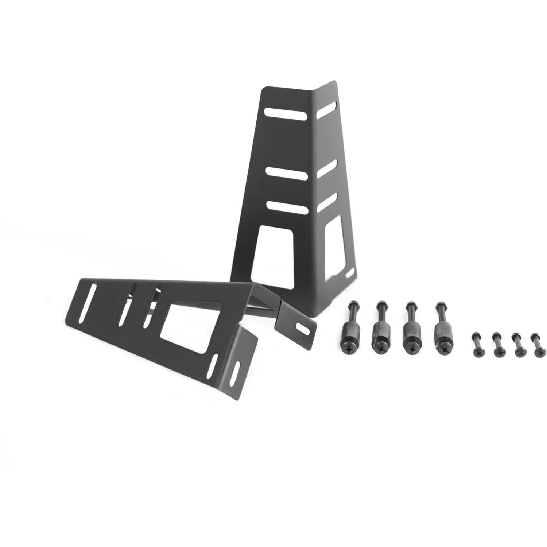 Pragma Bed Headboard/Footboard Brackets, 2-Pack