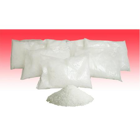 Waxwel Beads - WaxWel® Paraffin - 36 x 1-lb Bags of Pastilles - Rose blossom Fragrance