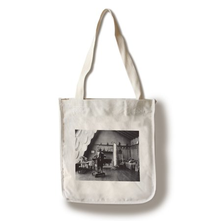 Camera on Wheels in Photography Studio Photograph (100% Cotton Tote Bag - Reusable)