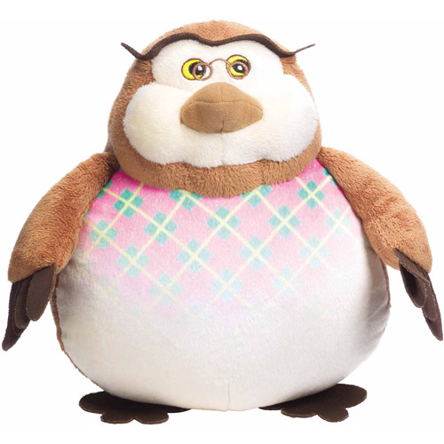 Bandai Legends of Oz Plush with Sounds, Wiser