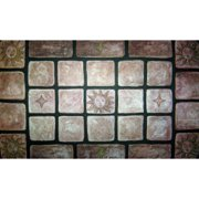 Custom Printed Rugs Decorative Tiles Doormat
