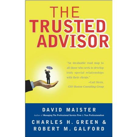 The Trusted Advisor (Trip Advisor Europe)