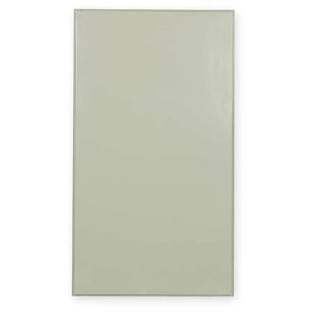 GLOBAL PARTITIONS Toilet Part,58in.H,22in.W,Almond 1FBT7 (Kraft Partitions)