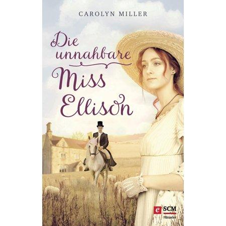 Die unnahbare Miss Ellison - eBook
