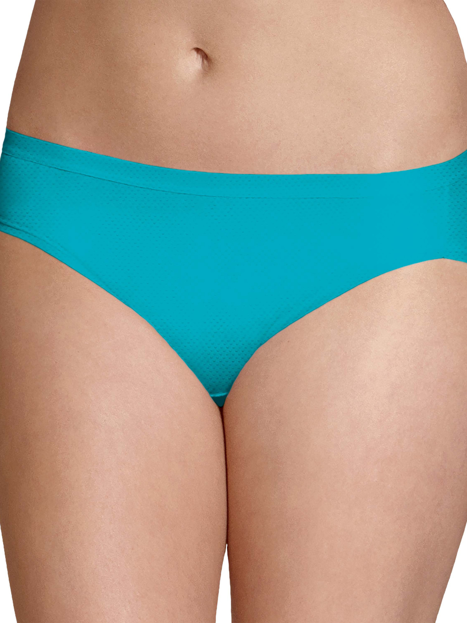 538f95595faf Fruit of the Loom - Women's Breathable Micro-Mesh Bikini Panties - 4 Pack -  Walmart.com