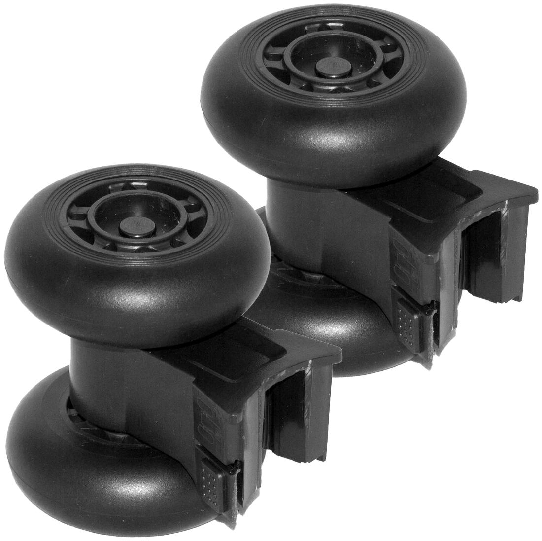 Worx (2 Pack) 50017883 Edger Wheels for Trimmer WG151/WG155/WG165 # 50017883-2PK