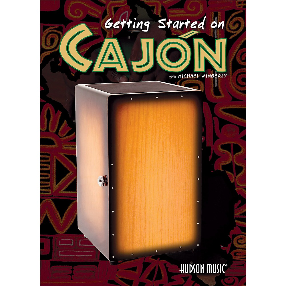 Hal Leonard Getting Started On Cajon DVD