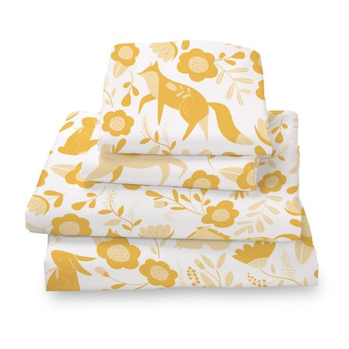 Harriet Bee Destefano Animal Sheet Set