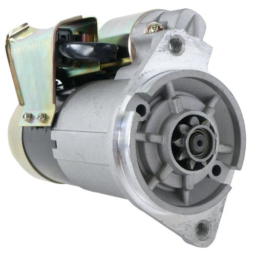 DB Electrical SHI0044 New Starter For Nissan 3.0L 3.0 Truck D21 Pickup, Pathfinder 86 87 88 89 1986 1987 1988 1989 W Engine 111762 S114-503 S114-503A S114-516A 410-44009 16817 23300-12G02 23300-12G03