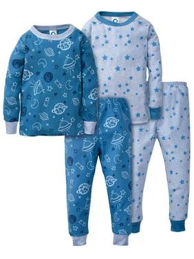 6255e3527 Gerber Baby Pajamas - Walmart.com