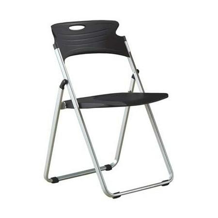 Ofm Plastic Folding Chair  Set Of 4  Multiple Colors