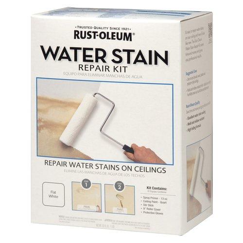 Rust Oleum Zinsser Kit 2pk Water Stain Repair