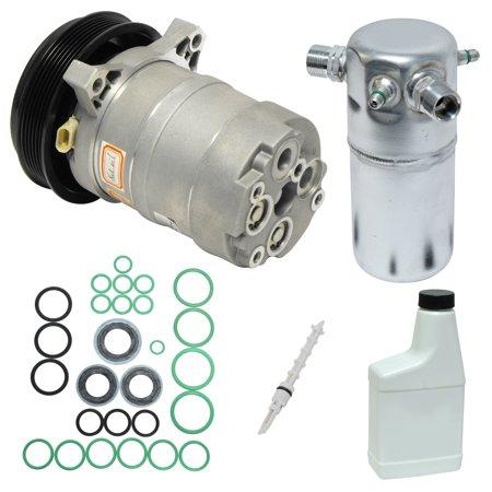 New A/C Compressor and Component Kit KT 3397 - LeSabre Delta 88 98 - Buick Lesabre A/c Compressor