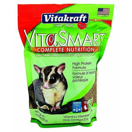 Vitakraft VitaSmart® Sugar Glider Food, 28 oz.