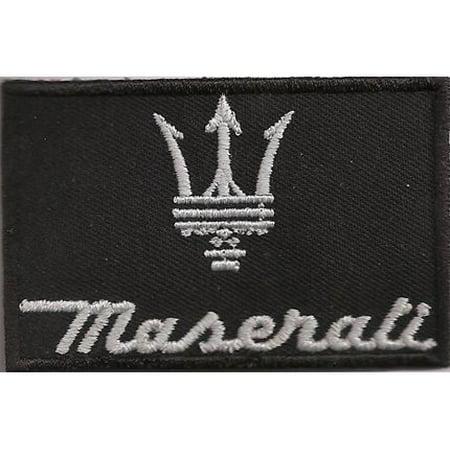 Maserati Sitzbezug Krone lamborghini MC12 Club logo 3