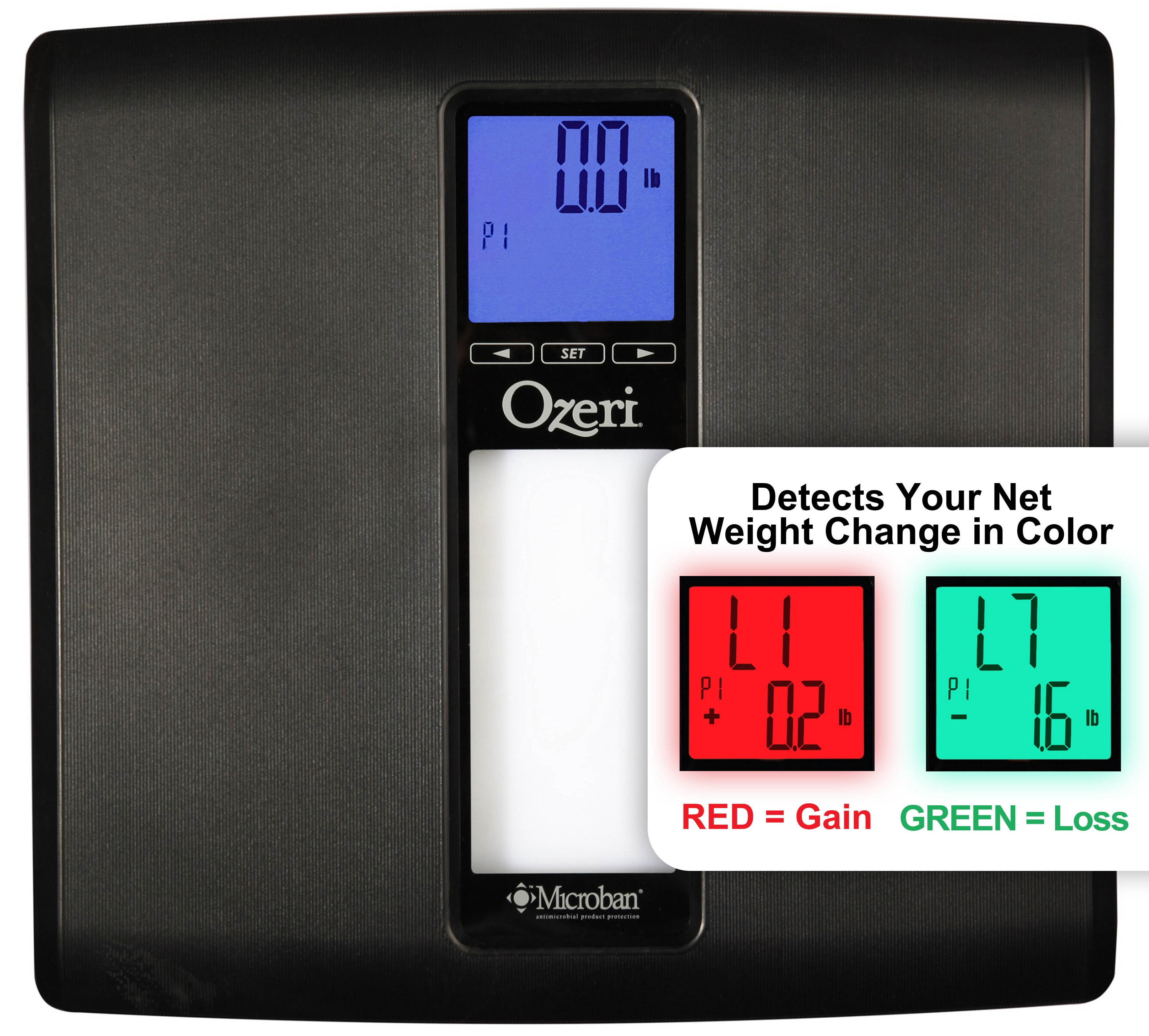 Bathroom Scale ozeri weightmaster ii 440 lbs digital bath scale with bmi and