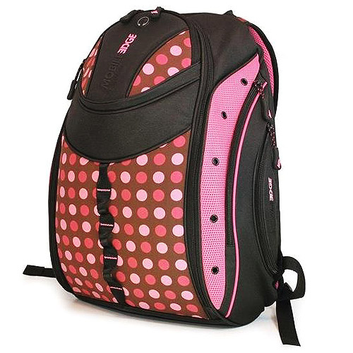 Mobile EdgeWomen's Express Backpack, Pink Circle