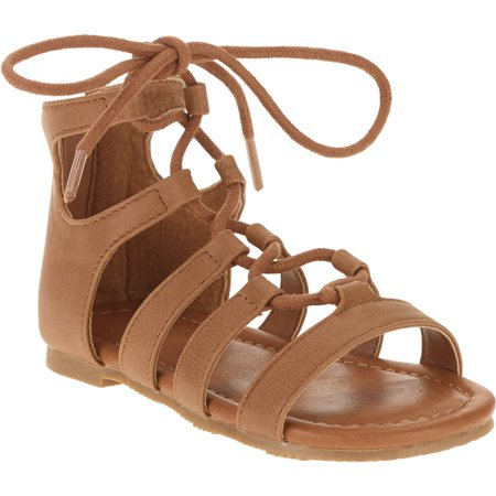 Image of Faded Glory Toddler Girls' Ghillie Sandal
