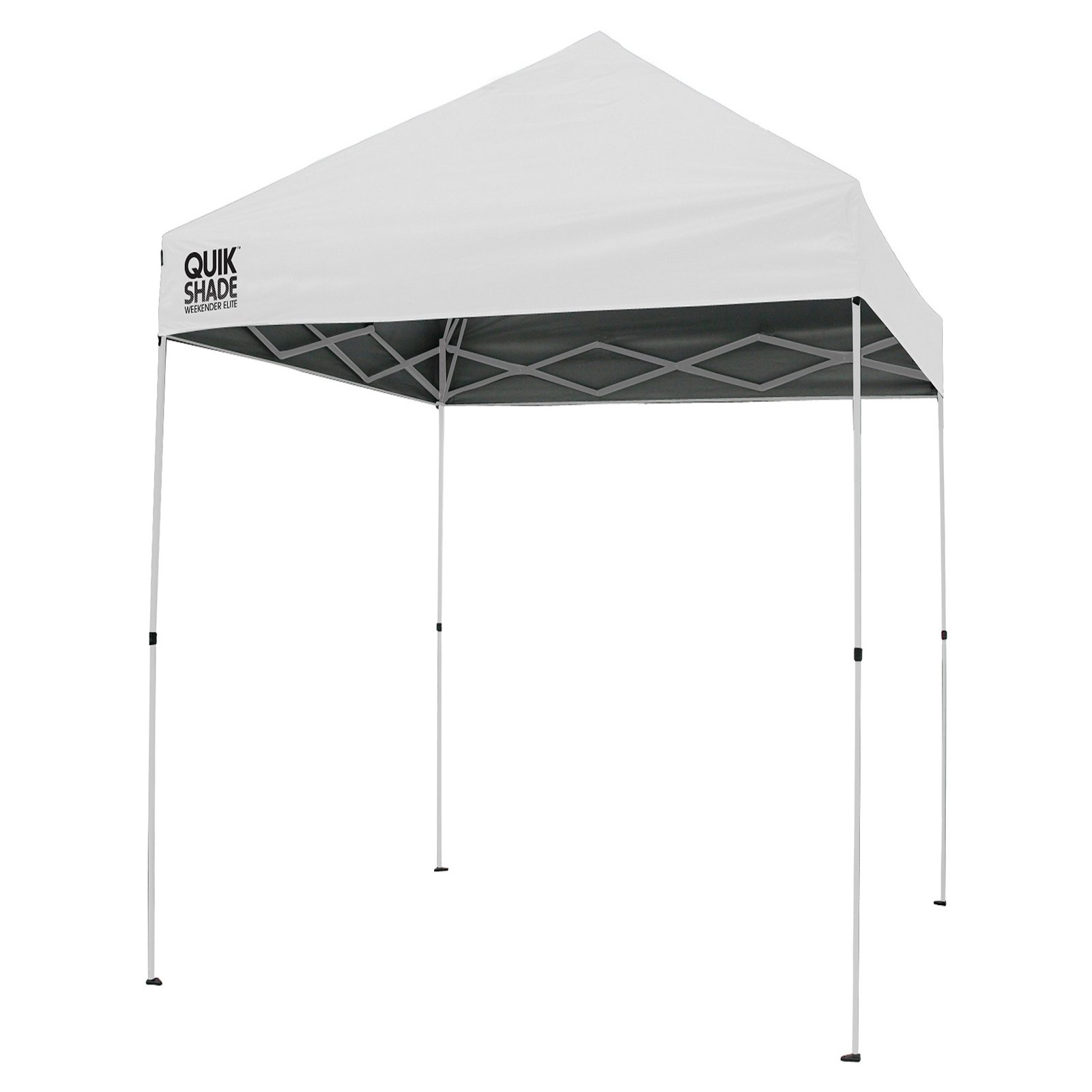 Quik Shade Weekender Elite 10'x10' Straight Leg Instant Canopy (100 sq. ft. coverage) by Bravo Sports