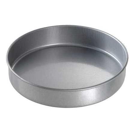 Chicago Metallic Round Cake Pan (Round Cake Pan,Glazed,10x2 CHICAGO METALLIC)