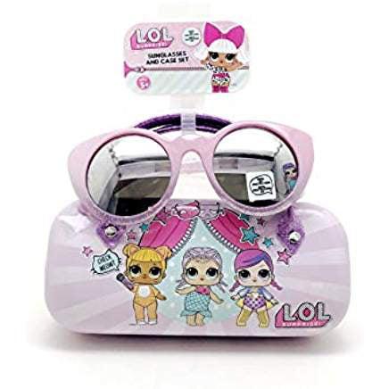 LOL Surprise!– 100% UV Sunglasses W Bonus Fuzzy (Lol Sunglasses)