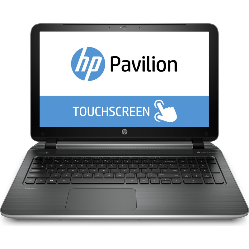"HP TouchSmart 15-p020us 15.6"" HD Notebook PC Core i5-4210U"