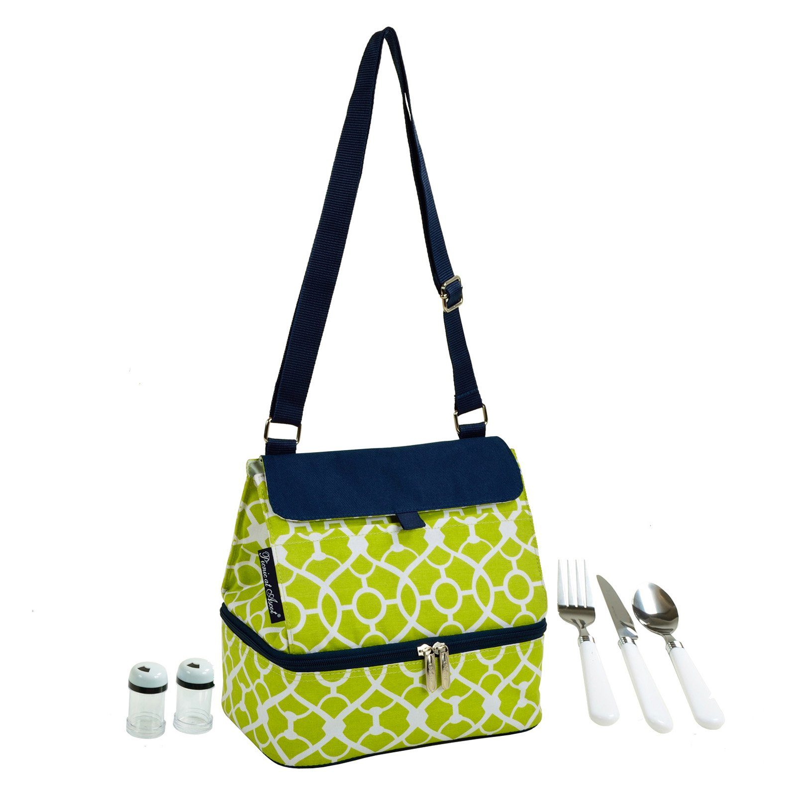 Picnic At Ascot Julia Insulated Lunch Bag