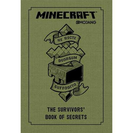 Minecraft  The Survivors Book Of Secrets  An Official Mojang Book
