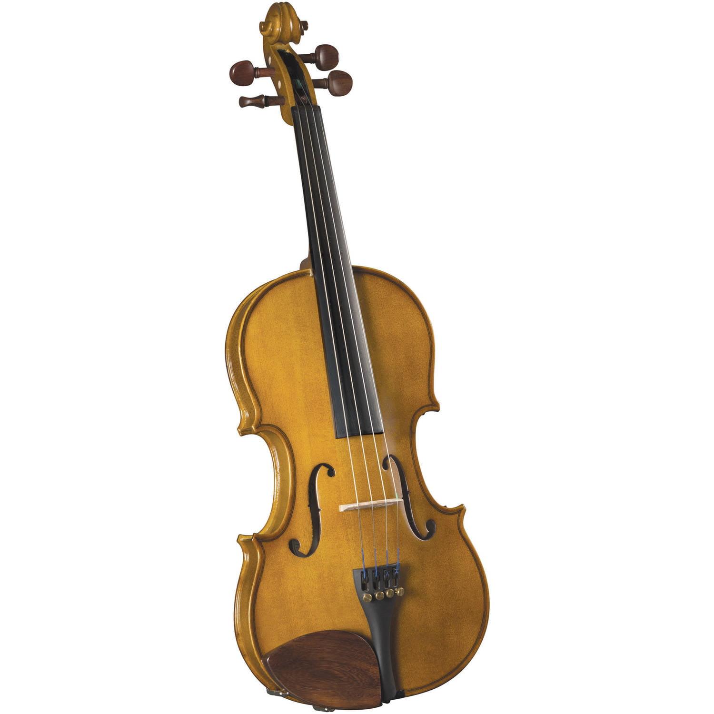 Cremona SV-100 Premier Novice Violin Outfit 4 4 Size by Cremona