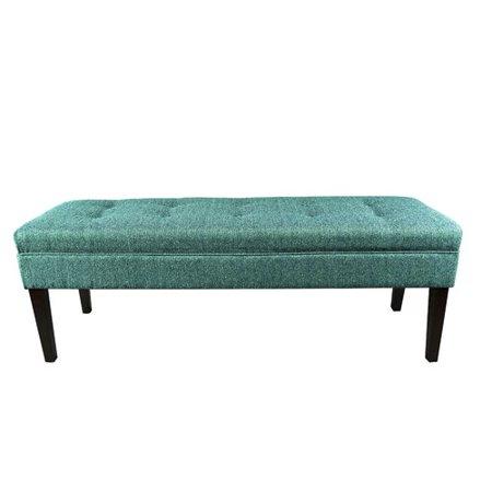 MJL Furniture Kaya Button Tufted Bench