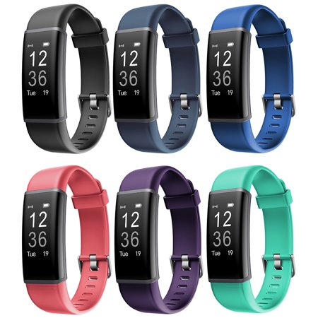 Fitness Tracker Watches, Waterproof Bluetooth Activity Tracker Heart Rate Monitor Sleep Monitor, Step Counter, Pedometer Counter Watch Pedometer for iphone Samsung LG IOS ANDROID Kids Women Men